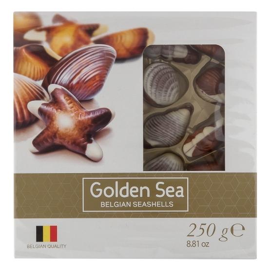 골든씨 씨쉘 초콜릿, 250g, 1개