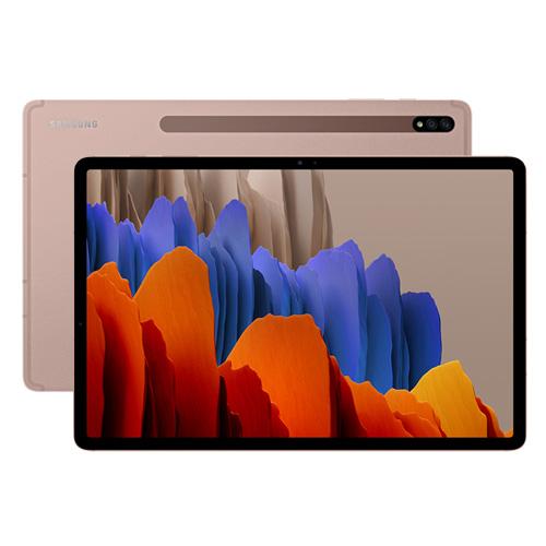 삼성전자 갤럭시 탭S7+ 12.4 LTE + Wi-Fi 256GB, SM-T975N, 미스틱브론즈