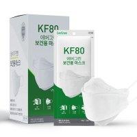 evergreen 황사 대형 KF80, 50개입, 1개 (TOP 1802355689)