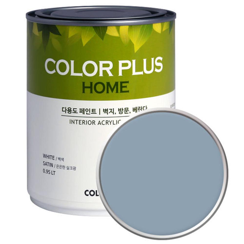 노루페인트 컬러플러스 홈 페인트 1L, 쉐인 (SP4100)