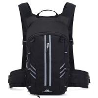 비씨팜스 헬멧거치용 자전거백팩, 블랙 (TOP 298362939)