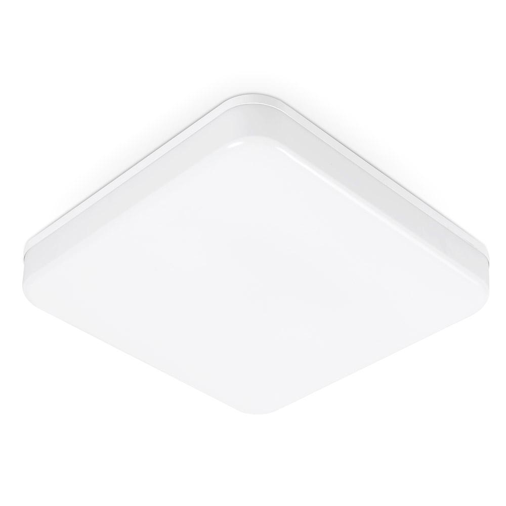 파파 LED이지사각방등 50W, 화이트