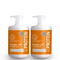 박준뷰티랩 LPP 단백질 트리트먼트 헤어팩, 1000ml, 2개 (POP 1104753479)