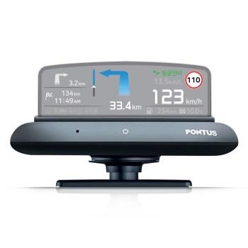 폰터스hud - 현대폰터스 HUD 헤드업 디스플레이 내비게이션 H1000