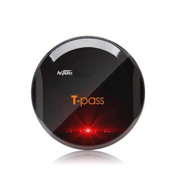 태양광하이패스 - 티패스 무선 하이패스 단말기 TL-720S PLUS, TL-720S PLUS 블랙