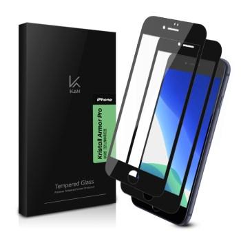 아이폰se2 강화유리 - 케이안 강화유리 휴대폰 액정보호필름, 1세트