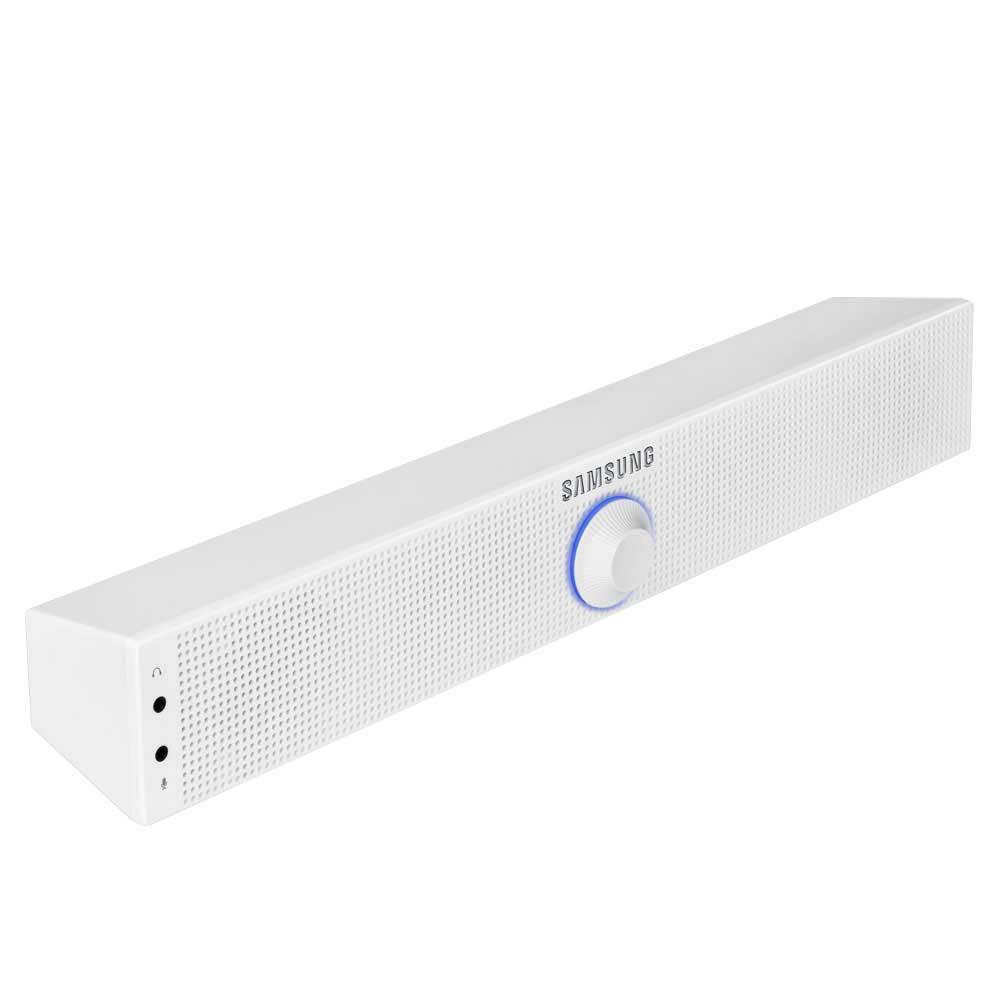 삼성전자 2채널 스테레오 스피커, SMS-S20W, 화이트