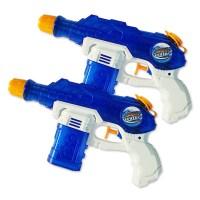 애들랜드 킹스워터건 물총 2p, 블루 (TOP 1516047654)