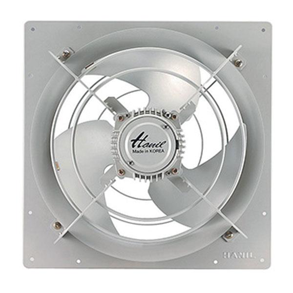 한일전기 산업용 유압형 벽부형 환풍기 설치면적 250 x 250 mm, EK-2000