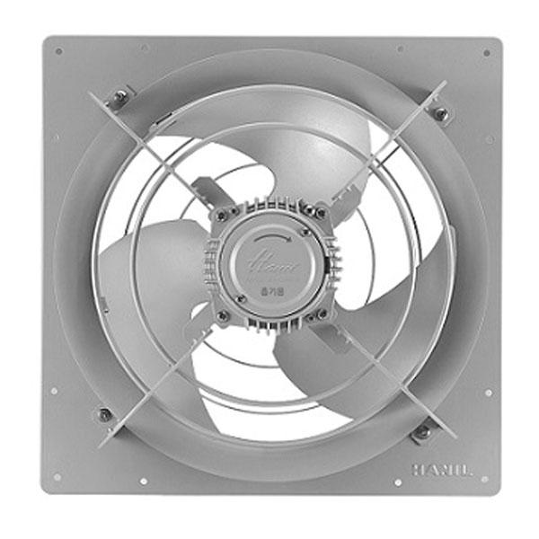 한일전기 흡기전용 유압형 환풍기 설치면적 390 x 390 mm, EKBR-3500