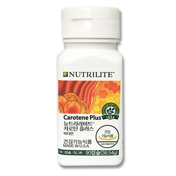 뉴트리라이트 카로틴 플러스 비타민, 90정, 1개