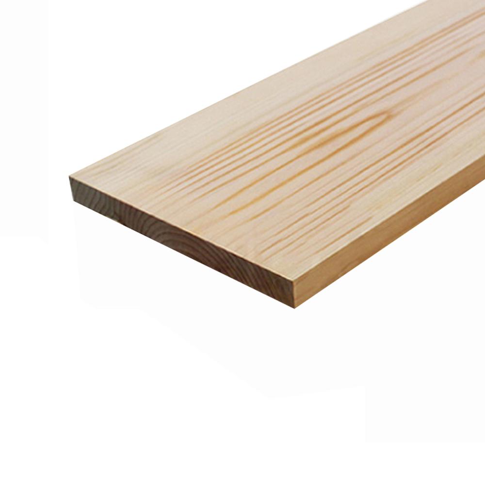 페인트인포 히노끼판재 구조재 140 x 800 x 19 mm, 1개