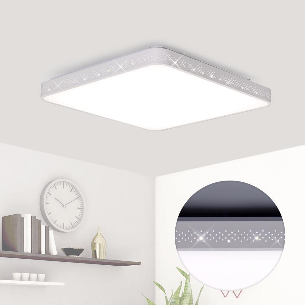 플랜룩스 이븐 슬림 LED방등 50W, 백색
