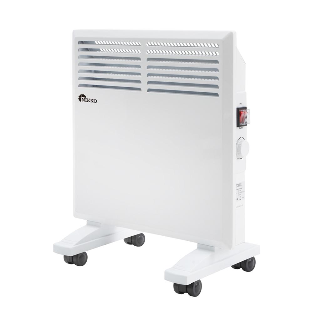 니코 벽걸이겸용 이동식 컨벡션 히터, WH-C1050WS