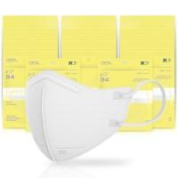 아에르 스탠다드 라이트핏 보건용 마스크 백색 대형 KF94, 1개입, 50개 (TOP 5354242771)