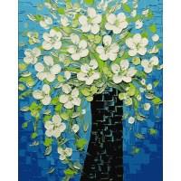 아트조이 DIY 명화 그리기 세트 40 x 50 cm, 굴뚝 속 피어난 꽃 (TOP 68467510)