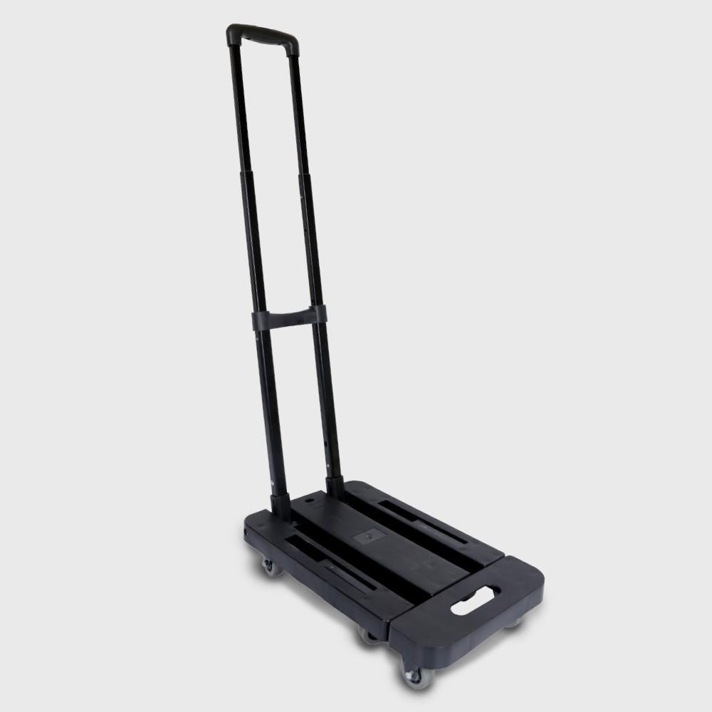 코드리빙 데크트럭 접이식 핸드카트 CODE-FC150SB, 단품