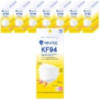 애니가드 황사 방역용 마스크 소형 KF94, 50개입, 1개 (TOP 2347772586)