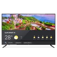 와사비망고 4K UHD LED 108cm WM 430 SLIM SMART AI TV, 자가설치, 스탠드형 (TOP 5636957802)