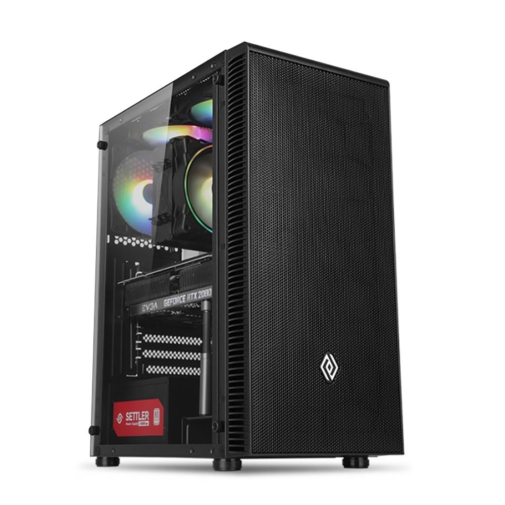 컴맹닷컴 조립PC CM93FC-165SH (인텔 i3-9100F GTX1650 SUPER RAM 16GB SSD 240GB WIN10), 기본형