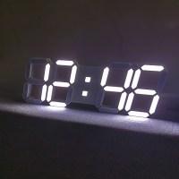 홈플래닛 리모컨 빅 3D LED 벽시계 (TOP 1785650004)