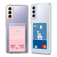 슈피겐 크리스탈 카드슬라이더 휴대폰 케이스 ACS02838 (TOP 4948007129)