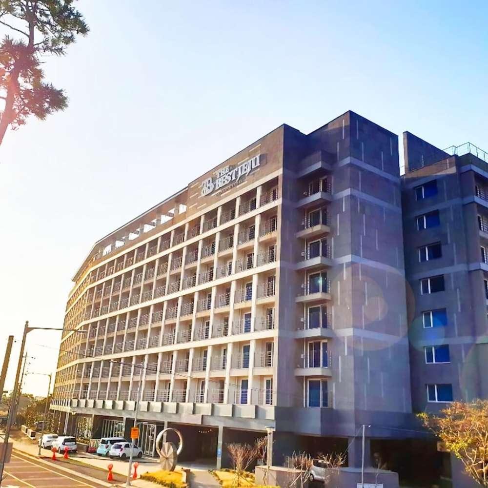 [서귀포시] 더 베스트 제주 성산 호텔