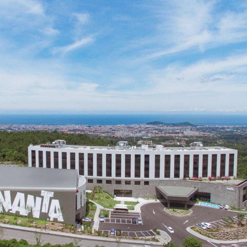 [제주] 호텔 난타