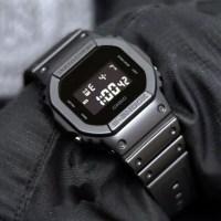 지샥 군인 크롬 블랙 무광밴드 전자 디지털 손목시계 (TOP 4849899472)
