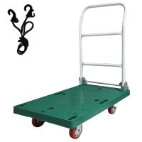 무소음 대차 구루마 인라인바퀴 수레 , 750x450초록중형, 손잡이O 대차, PVC바퀴 (TOP 4525026385)