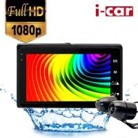 아이카 Full HD 2 채널 리얼 1080p 블랙 박스, 2CH 전후방 블랙박스 (TOP 5205704922)