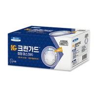 유한킴벌리 크린가드 청정 덴탈 마스크 개별포장 50매 (TOP 4849102752)
