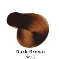 염색 샴푸 Dropshipping MOKERU 500ml 천연 유기농 오래 지속되는 헤어 염색 샴푸 여성용 회색 헤어 컬러링 트리트먼트, Dark Brown_2 (POP 6012154113)
