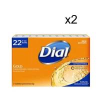 Dial 다이알 비누 골드 22팩x2팩 총 44개 Dial gold soap, 단품 (POP 5970148310)
