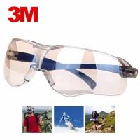 Weiketerui 3M 보안경 10436 방역 고글 작업용 보호경 투명 눈보호안경, 1개 (TOP 1333166687)