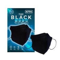 [여름마스크] 에어마인 블랙 KF94 새부리형 마스크 개별포장 대형 검정색 50매/100매입, 100매 (TOP 5480935235)