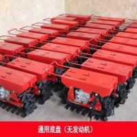 휴립기 밭 고랑 파기 비료파종 굴착기 바퀴 쟁기 기계, 범용 섀시 (엔진 없음) (TOP 5408260709)