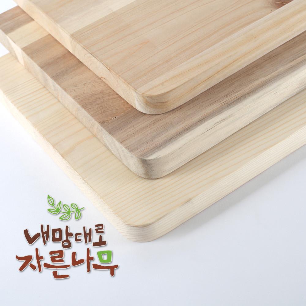내맘대로자른나무 원목 상판 합판 나무판 나무판자, 삼나무, 200x400x18T