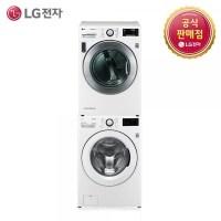 two1mall 프리미엄 드럼세탁기 건조기세트 [LG전자]LG 트롬 세탁기 F19WDBU-6WN 세탁용량: 19kg / 건조용량: 16kg, 773144 (TOP 5673446729)