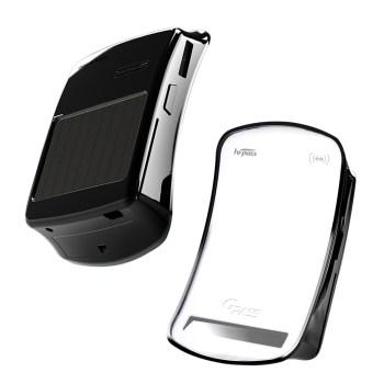 태양광하이패스 - 지패스 태양광충전 유무선겸용 하이패스 화이트 AP100S