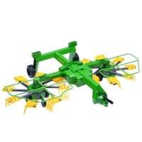 1:16 RC 자동차 RC 트랙터 2.4G 원격 제어 트레일러 덤프/수확 엔지니어링 차량 RC 농장 트랙터 모델 완구 어린이를위한|RC 카|, 1개, 5503 Harvester, 단일 (TOP 4680177063)
