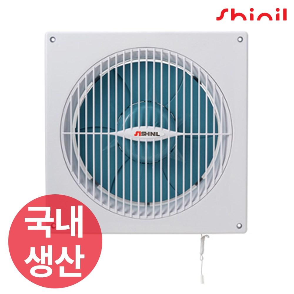 SIV-30KA 다용도 환풍기 환기팬 자동셔터 냄새제거, 단일상품