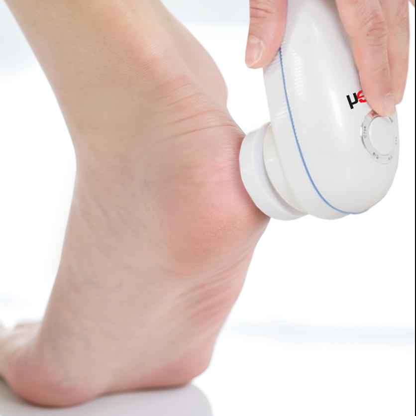 힐렉스 전동 발 각질 굳은살 제거기, 1개, 힐렉스 발각질 제거기/ WGT-18500