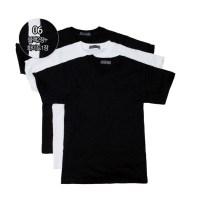 _평촌점_ 라운드 반팔 티셔츠 3팩 _01243801 (#06) (TOP 5243616142)