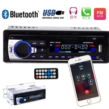 블루투스 카오디오 - ilavu 12V JSD520 블루투스 자동차 라디오
