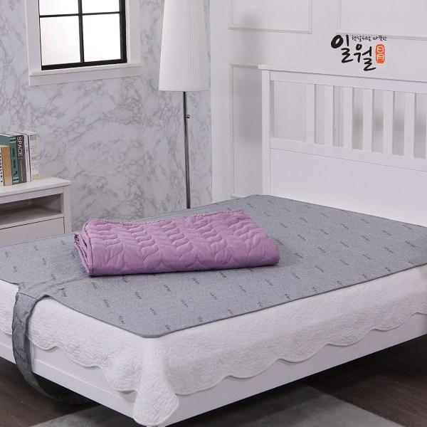 일월 슬림형 온수매트 퀸(더블), 단일상품