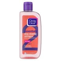 Clean & Clear 클린앤클리어 에센셜스 딥클리닝 아스트린젠트 오일 프리 240 ml 2 병, none, 상세페이지참조 (POP 1977077989)