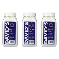 David's Kosher Salt 데이비드 코셔 솔트 40Oz(1120g) 3팩 (TOP 4343855268)