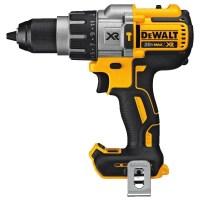 DEWALT DCD996B 디월트 20V 맥스 XR 해머 드릴 키트 MAX Hammer Drill Kit Brushless 3-Speed Tool Only (DCD996B), 1개 (TOP 1126282322)