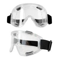 제나 100% 국산 HL-005 안티포그 고글 의료용  의료고글 방역 이물질방지 안경착용가능 보안경 (TOP 1370966763)